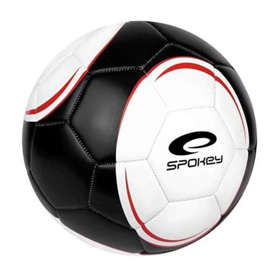 Obrázek z SPOKEY fotbalový míč černý vel.5