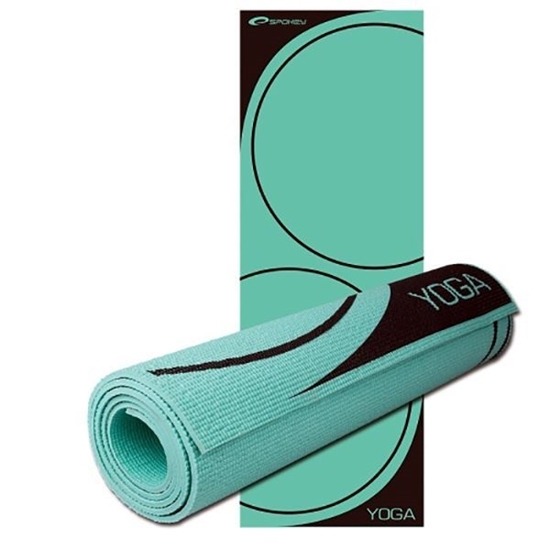 Obrázek z SPOKEY SATYA podložka na cvičení  joga 6mm