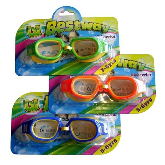 Obrázek z ACRA SPORT P21003 plavecké brýle