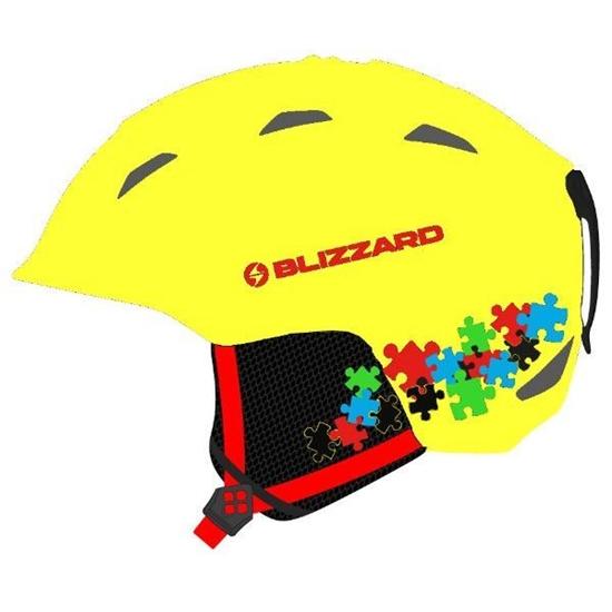 Obrázek z BLIZZARD DEMON 163374 dětská lyžařská helma