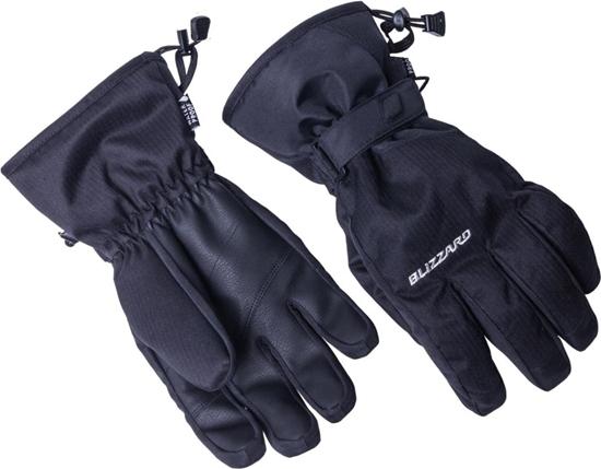 Obrázek z lyžařské rukavice BLIZZARD Jumper ski gloves, black