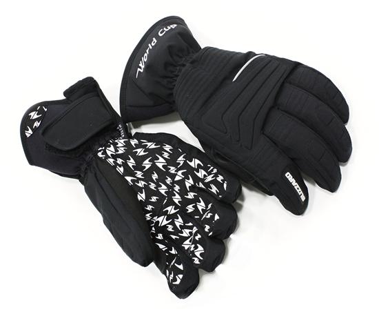 Obrázek z lyžařské rukavice BLIZZARD World Cup ski gloves, black