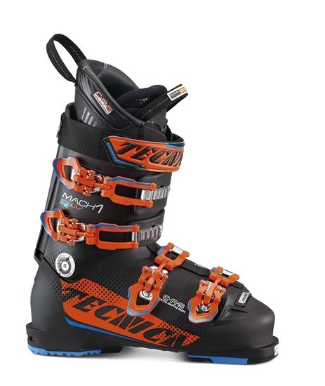Obrázek z lyžařské boty TECNICA Mach1 R 110 LV, black