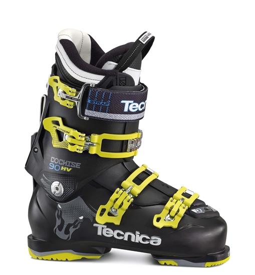 Obrázek z lyžařské boty TECNICA Cochise 90 HV, black