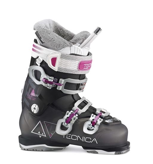Obrázek z lyžařské boty TECNICA TEN.2 95 W C.A., tr.black/black