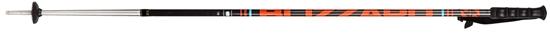 Obrázek z lyžařské hůlky BLIZZARD Race 7001/carbon ski poles, black/orange