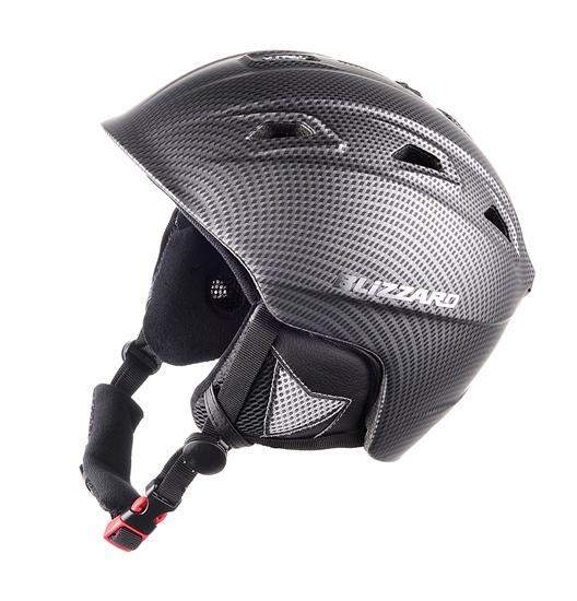 Obrázek z helma BLIZZARD Demon ski helmet, carbon matt
