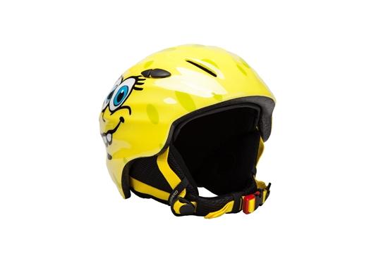 Obrázek z helma BLIZZARD Magnum ski helmet junior, yellow cheese shiny