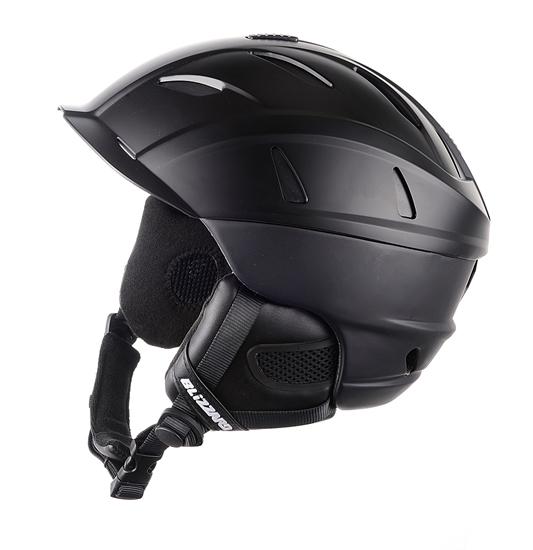 Obrázek z helma BLIZZARD Power ski helmet, black matt, AKCE