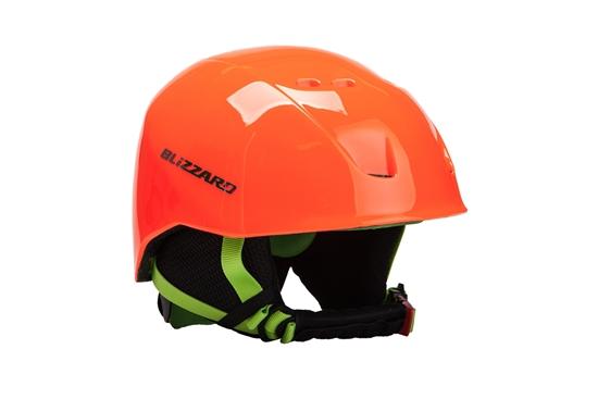 Obrázek z helma BLIZZARD Signal ski helmet junior, orange