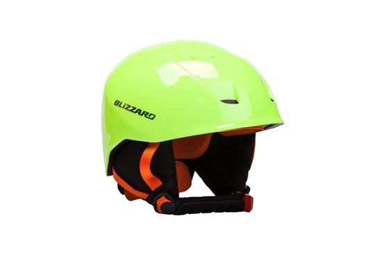 Obrázek z helma BLIZZARD Signal ski helmet junior, yellow