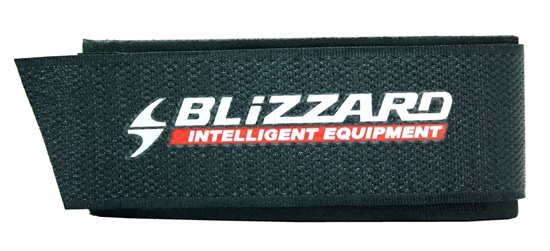 Obrázek z pásek BLIZZARD Skifix, black, width 4 cm