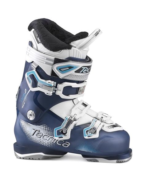 Obrázek z lyžařské boty TECNICA TEN.2 95 W C.A., transp. blue/night blue, AKCE