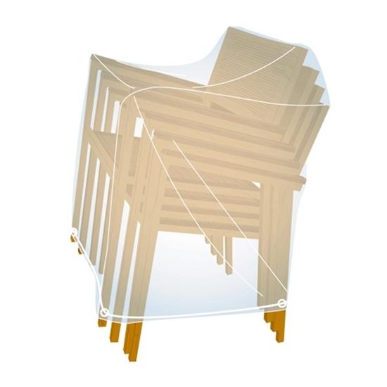 Obrázek z Obal na složené (stohované) židle