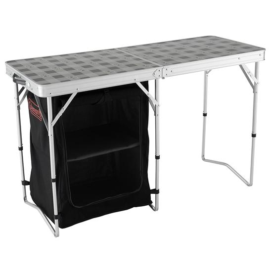 Obrázek z Camp Table and Storage