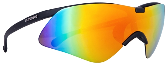 Obrázek z sluneční brýle BLIZZARD sun glasses PC406112, rubber black, 139-30-136