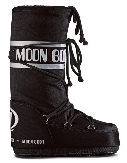 Obrázek z boty MOON BOOT NYLON, 001 black