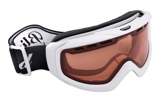 Obrázek z lyžařské brýle BLIZZARD Ski Gog. 906 DAV, white shiny, rosa1, AKCE
