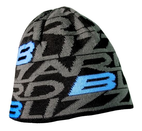 Obrázek z čepice BLIZZARD Dragon cap, black/blue