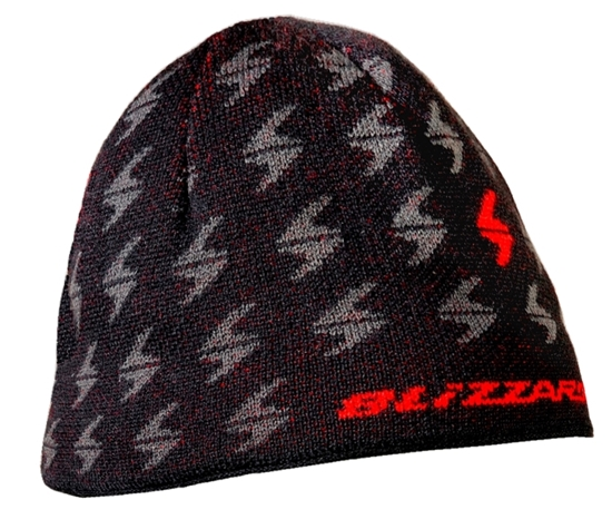 Obrázek z čepice BLIZZARD Magnum cap, black/red