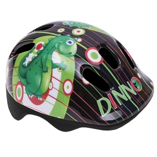 Obrázek z SPOKEY DINNO K835237 dětská cyklistická helma