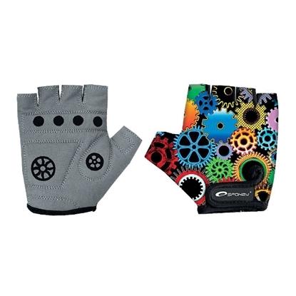 Obrázek SPOKEY BOLT cyklo rukavice