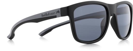 Obrázek z sluneční brýle RED BULL SPECT RB SPECT Sun glasses, BUBBLE-001, matt black/smoke POL, 55-17-145, AKCE