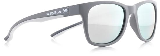 Obrázek z sluneční brýle RED BULL SPECT Sun glasses, INDY-010, grey, white, smoke with strong silver mirror, 51-20-145, AKCE