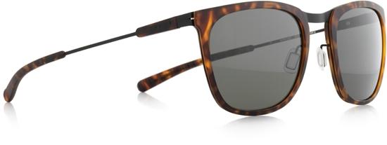 Obrázek z sluneční brýle SPECT Sun glasses, SCORE-002P, brown pattern, green POL, 52-21-140