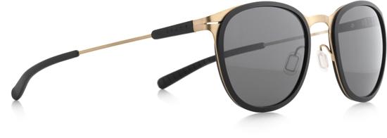 Obrázek z sluneční brýle SPECT Sun glasses, SKILL-001P, black, smoke POL, 50-21-140