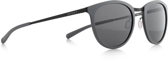 Obrázek z sluneční brýle SPECT SPECT Sun glasses, STANCE-003P, matt grey/smoke POL, 50-21-140