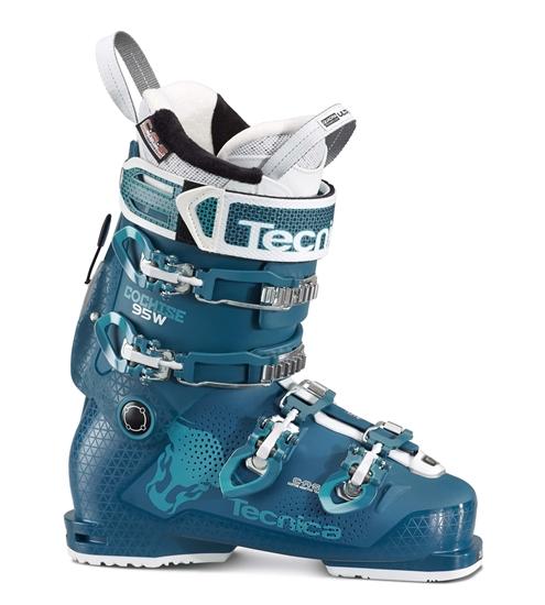 Obrázek z lyžařské boty TECNICA Cochise 95 W, lagoon blue, 17/18