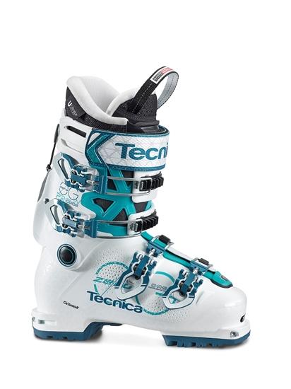 Obrázek z lyžařské boty TECNICA Zero G Guide PRO W, white, 17/18