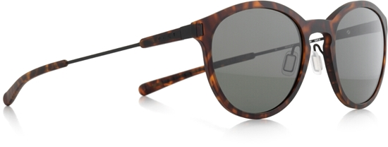 Obrázek z sluneční brýle SPECT SPECT Sun glasses, SOUND-002P, matt tortoise/green POL, 54-16,6-140