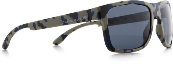 Obrázek z sluneční brýle RED BULL SPECT RB SPECT Sun glasses, WING1-004, matt camouflage/smoke, 56-17-145, AKCE