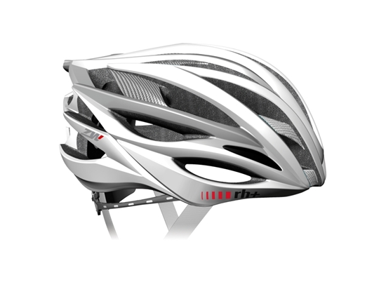 Obrázek z helma RH+ ZW, white/silver