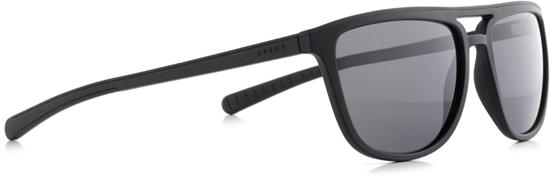 Obrázek z sluneční brýle SPECT SPECT Sun glasses, SPIKE-001P, matt black/black POL, 56-17-140