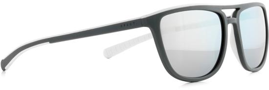Obrázek z sluneční brýle SPECT Sun glasses, SPIKE-004P, green, white, smoke with silver flash POL, 56-17-140
