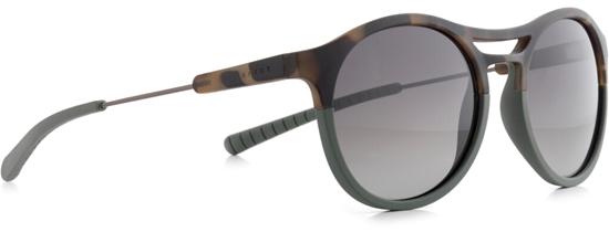 Obrázek z sluneční brýle SPECT SPOOL-004P, brown pattern/military green/green gradient POL, 52-19-140