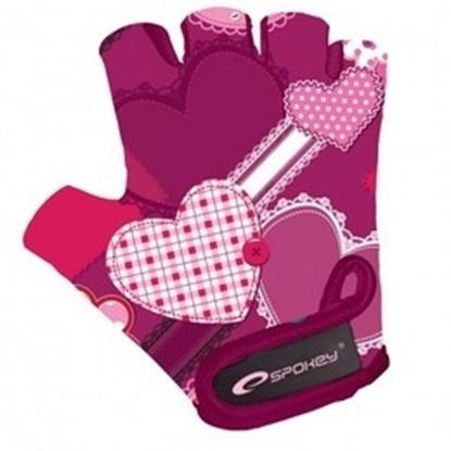 Obrázek SPOKEY BUBBLE cyklo rukavice