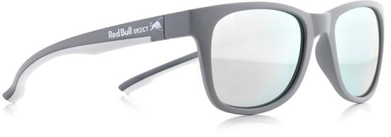 Obrázek z sluneční brýle RED BULL SPECT RB SPECT Sun glasses, INDY-010P, matt grey/smoke with silver mirror POL, 51-20-145