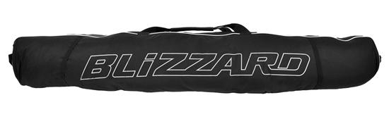 Obrázek z vak na lyže BLIZZARD Ski bag Premium for 2 pairs, black/silver, 160-190 cm, AKCE