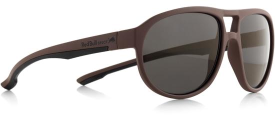 Obrázek z sluneční brýle RED BULL SPECT Sun glasses, BAIL-004, matt brown, smoke, 59-16-140, AKCE
