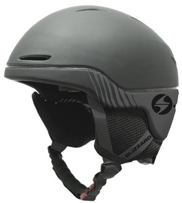 Obrázek helma BLIZZARD II. quality Speed ski helmet, black matt/grey matt, AKCE