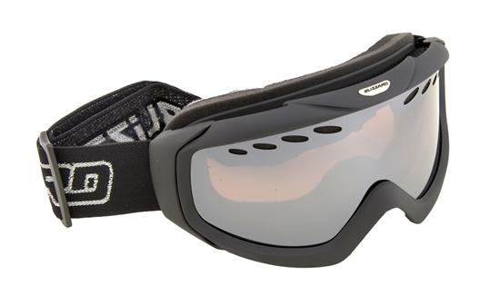 Obrázek z lyžařské brýle BLIZZARD Ski Gog. 906 MDAVZP, black matt, honey2, silver mir., polar, AKCE