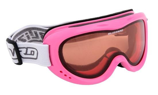 Obrázek z lyžařské brýle BLIZZARD Ski Gog. 907 DAO, rosa shiny, rosa1, AKCE