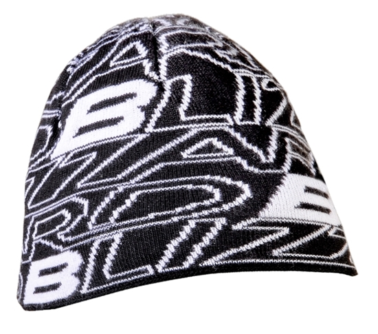 Obrázek z čepice BLIZZARD Phoenix cap, black/white