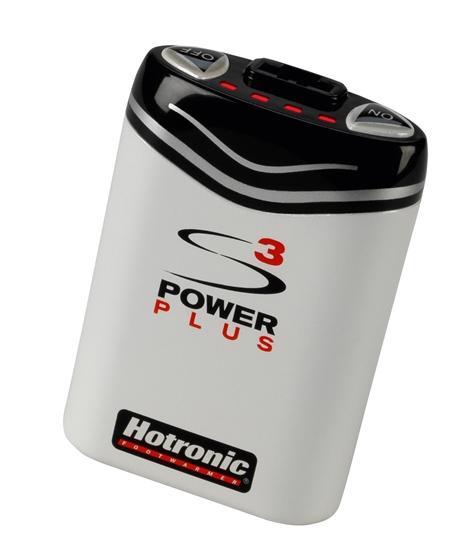 Obrázek z universal HOTRONIC Battery Pack Power Plus S3, AKCE