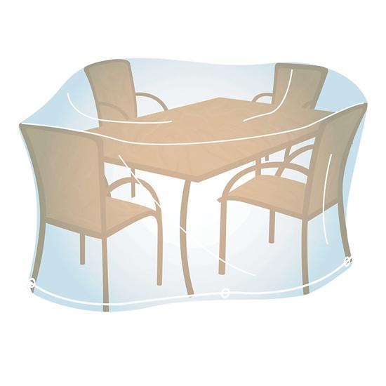 Obrázek z Ochranný obal na venkovní  nábytek velikosti M (obdélník)