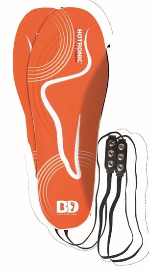Obrázek z universal HOTRONIC BD Anatomic Insoles XLP (pr)